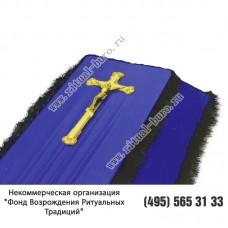 Крест на гроб 02