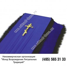 Крест на гроб 05