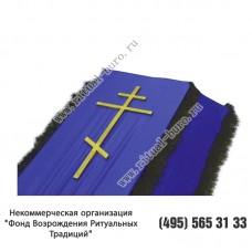 Крест на гроб 06