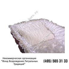 Подушка в гроб 05