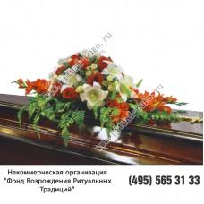 Венок на гроб 06