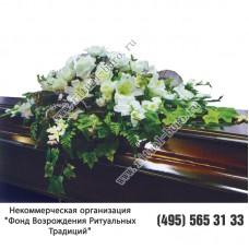 Венок на гроб 07